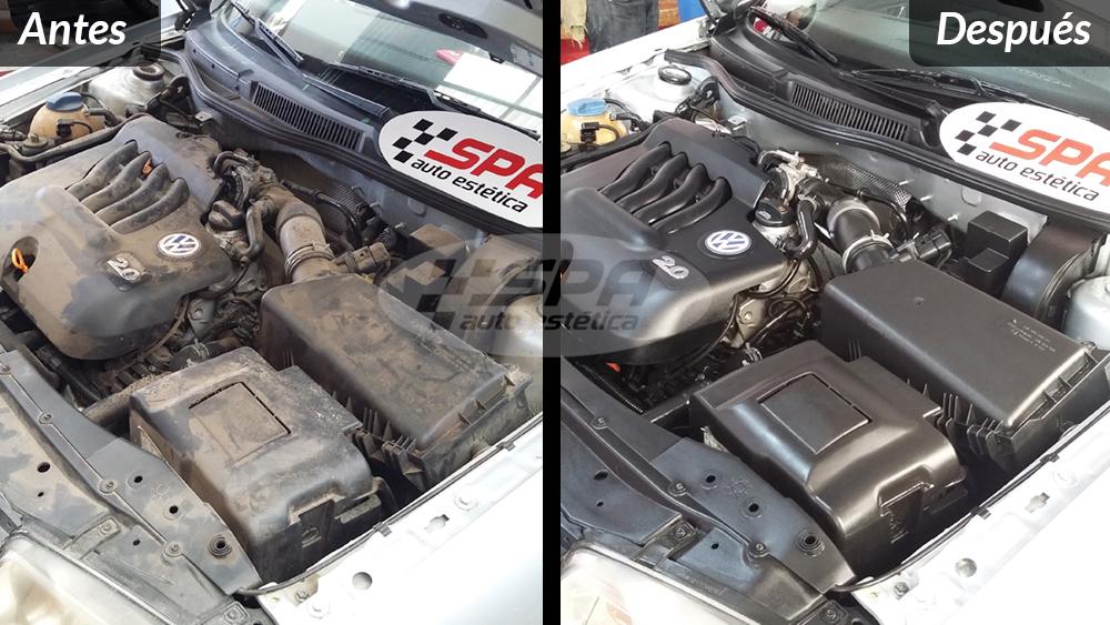 Motor3 – Detallado impecable de su motor