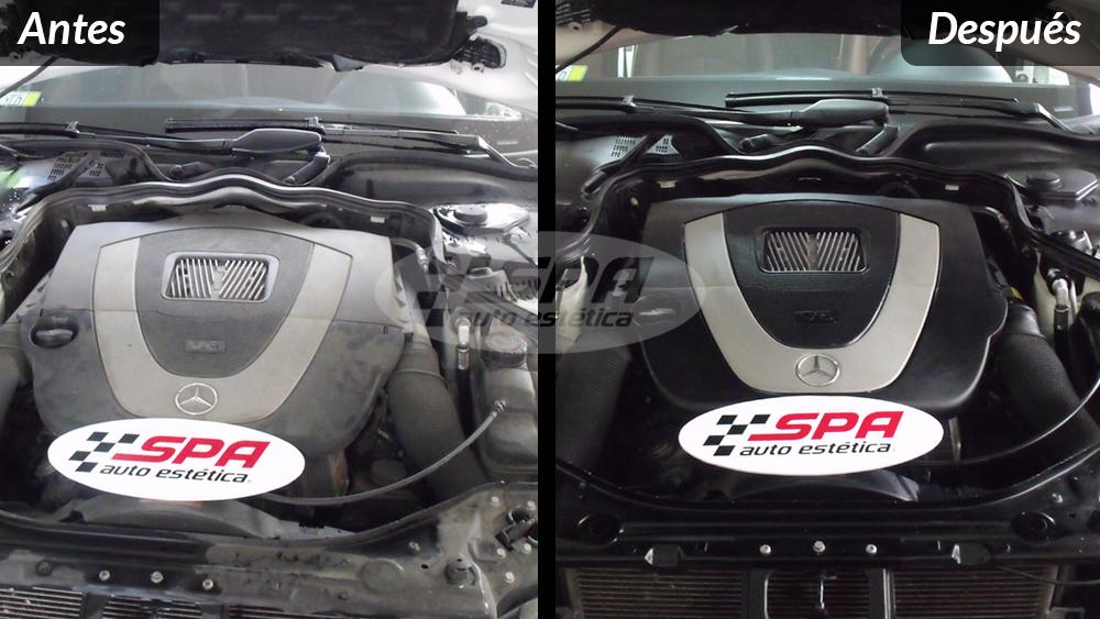 Motor4 – Detallado impecable de su motor
