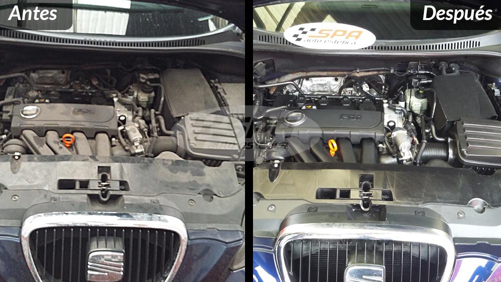Motor1 – Detallado impecable de su motor